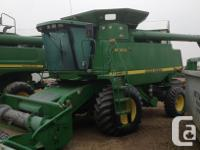 CTS 1998 John Deere CTS, Combines, CTSII, Dial-A-Matic