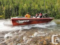 2016 Kingfisher Boats 1975 Fastwater19ft Jet Boat River