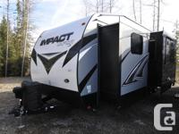 2016 Keystone RV Impact 29 VOLT The affordable way to