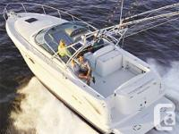 "SEA RAY 290 "" AMBERJACK "" 2000 TWIN , 7.4 MPI MERCRUSER"