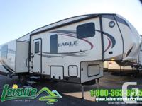 2016 Jayco Eagle HT 27.5RLTS $117 Weekly OAC * Sleeps