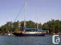 LOHTA is, by far, 1 of the nicest Ferro-cement yachts