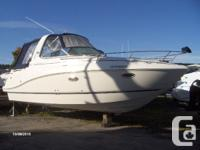 2008 Rinker 280 EC This boat is in immaculate