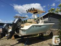 2015 Key West Boats, Inc 203FSPart of the Key West