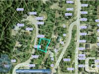 0.29 acre Lakeview building lot on a silent Westshore