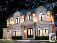 One- Of - A - Kind French Chateau Inspired Design On