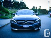 Make Mercedes-Benz Model C300 Year 2016 Colour Tenorite for sale  British Columbia