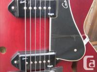 Archtop Godin electric-acoustic; a wonderful acoustic