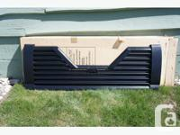 This is a Custom Flow Air flow tailgate for a 1999-2003
