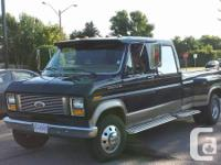 1980 E350 1 ton dually custom ordered from Ford 3500