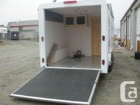 26' or less cargo style trailer Prefer something with