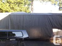 Empire 5th wheel r.v. cover , 4 yrs old , fits trailers