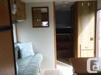 sleeps 6...COMES WITH EVERYTHING...trailer hitch...5th