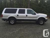 Make Ford Year 2004 Trans Automatic 2004 excursion 6.0