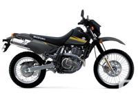 2016 Suzuki DR 650 seImagine having a blast down your
