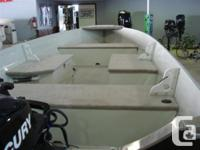 New 2012 Smokercraft 14 Big Fisherman. Available in