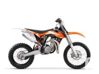 New 85SX - taking deposits now ! No More Kids Games The