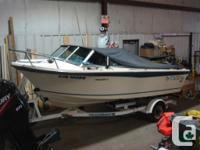 Well maintained closed deck Wilker with all the