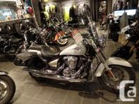 Only 15,384kmBased on the Vulcan 900 Classic, the