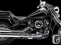 SAVE $1000.00!!! 2014 YAMAHA STAR 650 CLASSIC Conquer