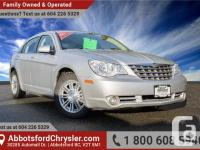 2009 Chrysler Sebring Touring - Sold as a Certified
