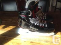 Bought these skates and skated twice for less than 1/2