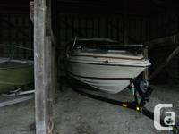 1986 Thundercraft 190, comes with a 470- 165hp