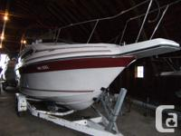 1988 Thundercraft 240 Magnum Express, comes with a 5.0L