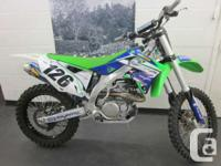 Lightly Pre-owned, Ready to RaceKX design philosophy is
