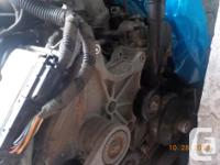 GMC or Chevy 6.6 Duramax Diesel 2005 Motor and 5 speed