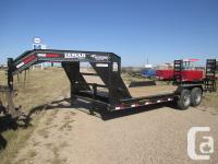 2016 Lamar Tailer Inc (H6) 14-16K Equipament Hauler