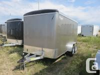2016 Lightning Trailers 7' Wide Round Top Cargo
