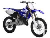 Brand New 2016 Yamaha YZ125Lightweight, quick and easy