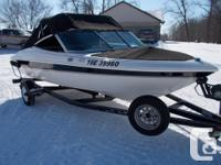 2004 Tempest 16' Bowrider with 2005 Mercury 75