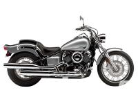 . Conquer Road The V-Star 650 Custom features lots of