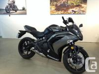 New Ninja 650 ANTILOCKING BRAKES .Equally at home in