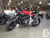 "FZ07 .The newest member of the ""FZ family"", the all new"