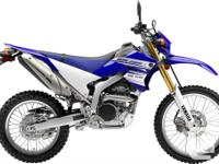 2016 YAMAHA WR250R INSTOCK! Inspired by our legendary