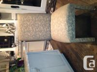 $38.00 each or set of 6 chairs for $200.00 OBO