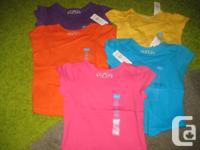 6 - Brand New Kid's Spot Perfect t-shirts - 3T Girls  I