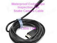 2M 6 LED USB Waterproof Endoscope Borescope Snake