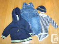 Collection includes: Gymboree Set (4 pieces) -