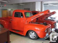 Make Ford Year 1950 Colour Orange Trans Automatic Over