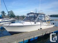 Carolina Classic 28 for sale: - eight Cannon Dual Axis
