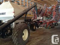 5710 1996 Bourgault 5710, Air Drills and Seeders, 54',