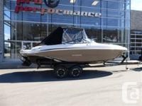 ~~STINGRAY 235 LR 2014MOTEUR MERCRUISER 5.7L MPI 300HP