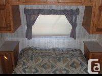 Pine Hills Campground - Two bedroom camper one bedroom