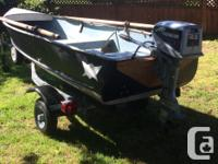 1960s Thornes topflite12 (made in Canada) Express boat