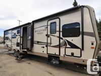 2015 Forest River Rockwood Signature Ultra Lite 8327SS