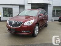 Description: Experience the 2016 Buick Enclave! With